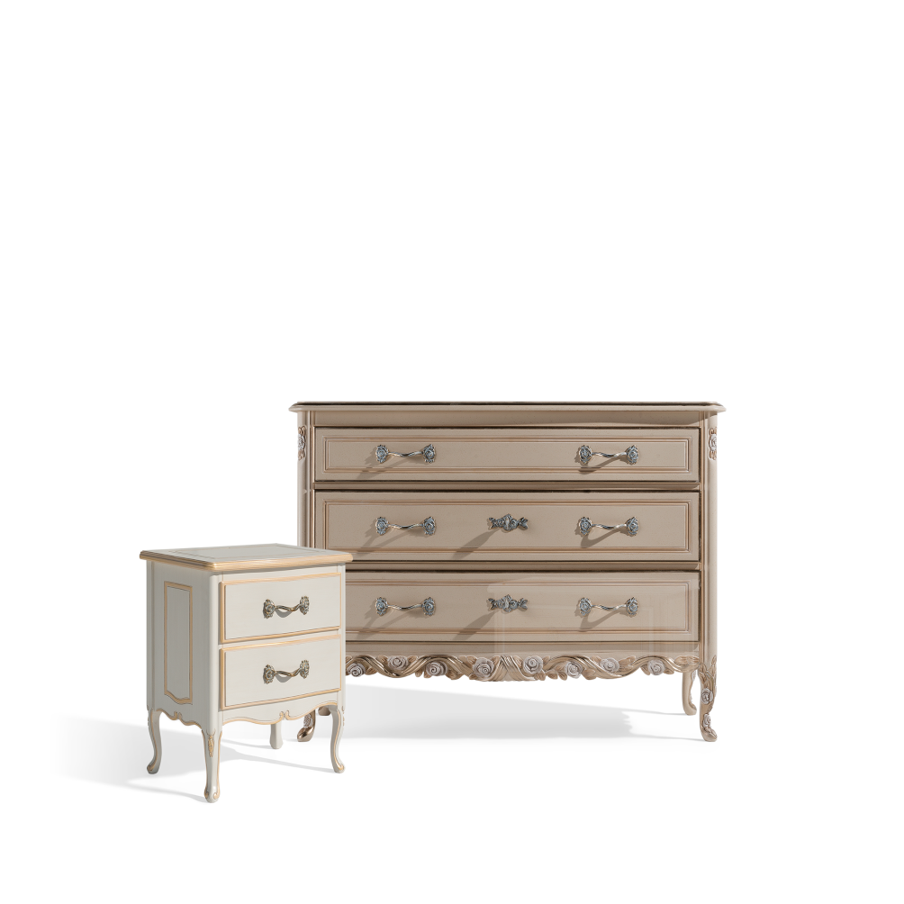 Dressers - Bedside tables