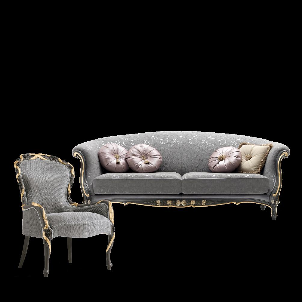 Sofas - Armchairs